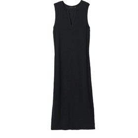 Prana Foundation Midi Dress Women black